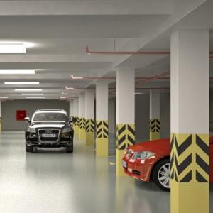 Автостоянки, паркинги Лимана