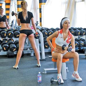 Фитнес-клубы Лимана