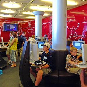 Интернет-кафе Лимана