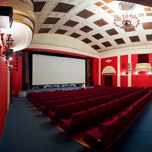 Кинотеатры Лимана