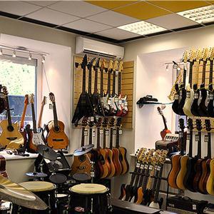 Музыкальные магазины Лимана
