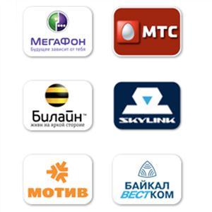 Операторы сотовой связи Лимана