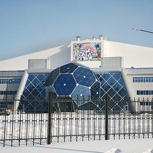 Спортивные комплексы Лимана