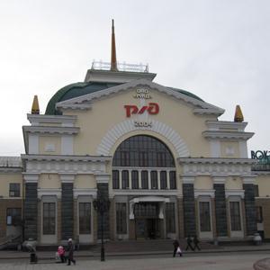 Железнодорожные вокзалы Лимана